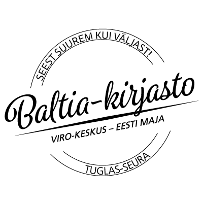Baltia-kirjaston logo